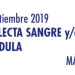 donación médula Málaga Septiembre 2019