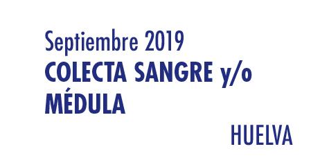Registrarte como donante de médula en Huelva en Septiembre 2019