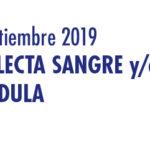 donación médula Jaén Septiembre 2019