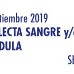 donación médula Sevilla Septiembre 2019